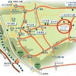 原村観光マップ