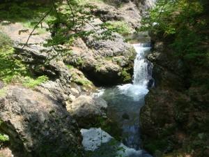 一段目の滝